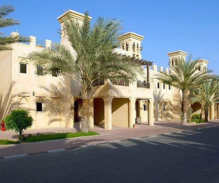 Al Hamra Village Golf  & Beach Resort (3)