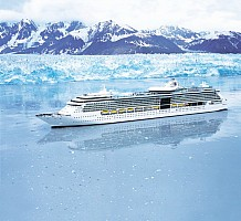 Kanada, USA, Japonsko z Vancouveru na lodi Radiance of the Seas