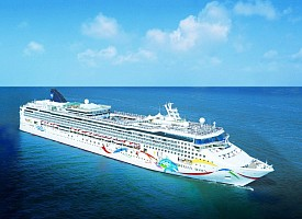USA, Mexiko, Belize, Honduras z Tampy na lodi Norwegian Dawn