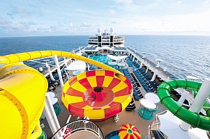USA, Mexiko, Belize, Honduras z Miami na lodi Norwegian Epic