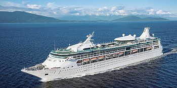 USA, Belize, Mexiko, Honduras z Tampy na lodi Rhapsody of the Seas