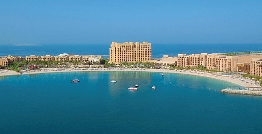 Doubletree by Hilton Resort & Spa Marjan Island