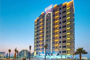 CITY STAY BEACH HOTEL APARTMENT, MARJAN ISLAND