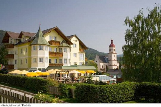Familienhotel Herbst *** sup.