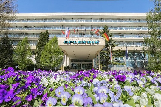 Splendid Ensana Health Spa (Spa Hotel Grand Splendid)